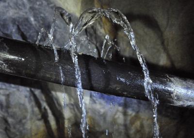 ما اهمية كشف تسربات شبكات المياه